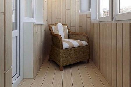 8 способов сделать балкон уютнее - фото