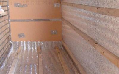 пароизоляция балкона фото