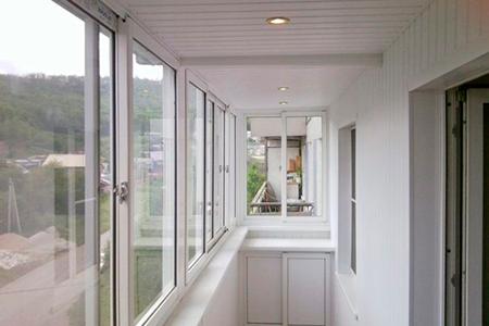 лучшее остекление балконов фото