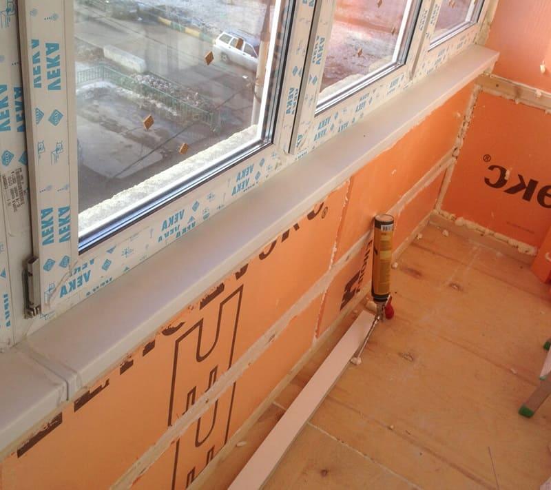 Пошаговая инструкция по строительству балкона
